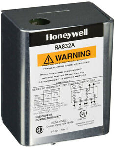 Honeywell RA832A1066 Hydronic Switching Relay - New