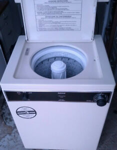 Admiral Compact Portable Washer, 12 month warranty