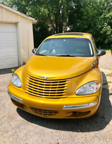 2002 PT CRUISER DREAM CRUISER