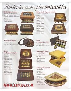Chocolate boxes North Shore Greater Vancouver Area image 1