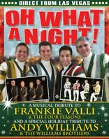 """""""OH WHAT A NIGHT!"""" Christmas Show is back in Red Deer"""