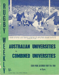 Combined-Unis-v-Australian-Universities-1964-Rugby-Programme-9-May-Auckland