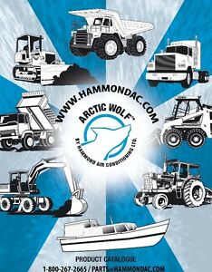 VOLVO A/C PARTS AVAILABLE