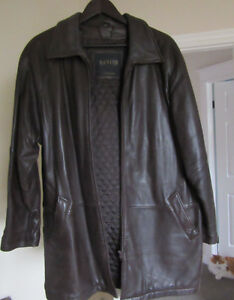 Danier Leather Coat St. John's Newfoundland image 2