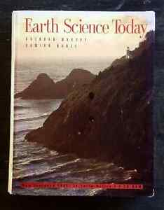 Earth Science Today Textbook