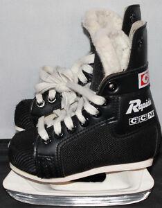 Hockey Skates Toddler / Kids Size 7, 10, 11, 12 & 13