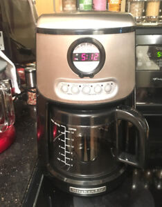 Kitchenaid Programmable 14 cup Coffee Maker