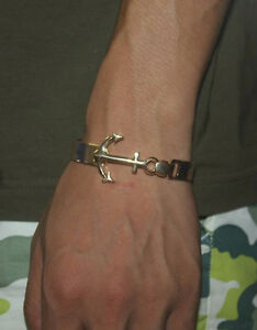 NEW anchor bracelet
