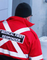 Medical First Responder (MFR) - Available in Calgary!