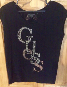 Women's Authentic Guess Top - St. Thomas