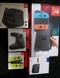 Huge Nintendo Switch bundle serious buyers only