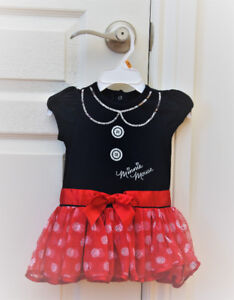 9m Tutu style onesie dress Minnie Mouse