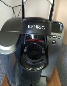 Keurig K-Cup machine and a lot