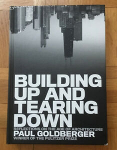 Livre architecture – Bulding up and tearing down