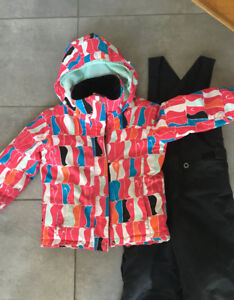 Habit de ski Roxy fillette 4-5 ans