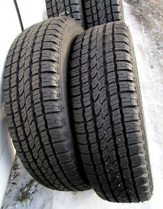 ***265 60 18 Firestone Destination Tires 95% TREAD –LIKE NEW****