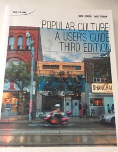Brand New Popular Culture Textbook for Sociology