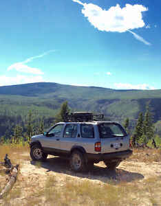 1998 Nissan Pathfinder Chilkoot