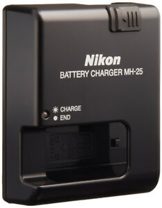 Nikon EN EL  15    and MH 25 Charger Brand NEW