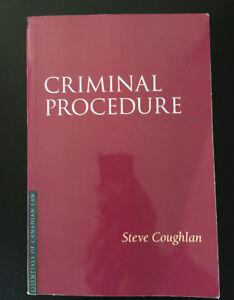 Criminal Procedure, 3rd Edition - Steve Coughlan