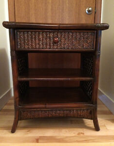 Nightstands / end tables by pier 1