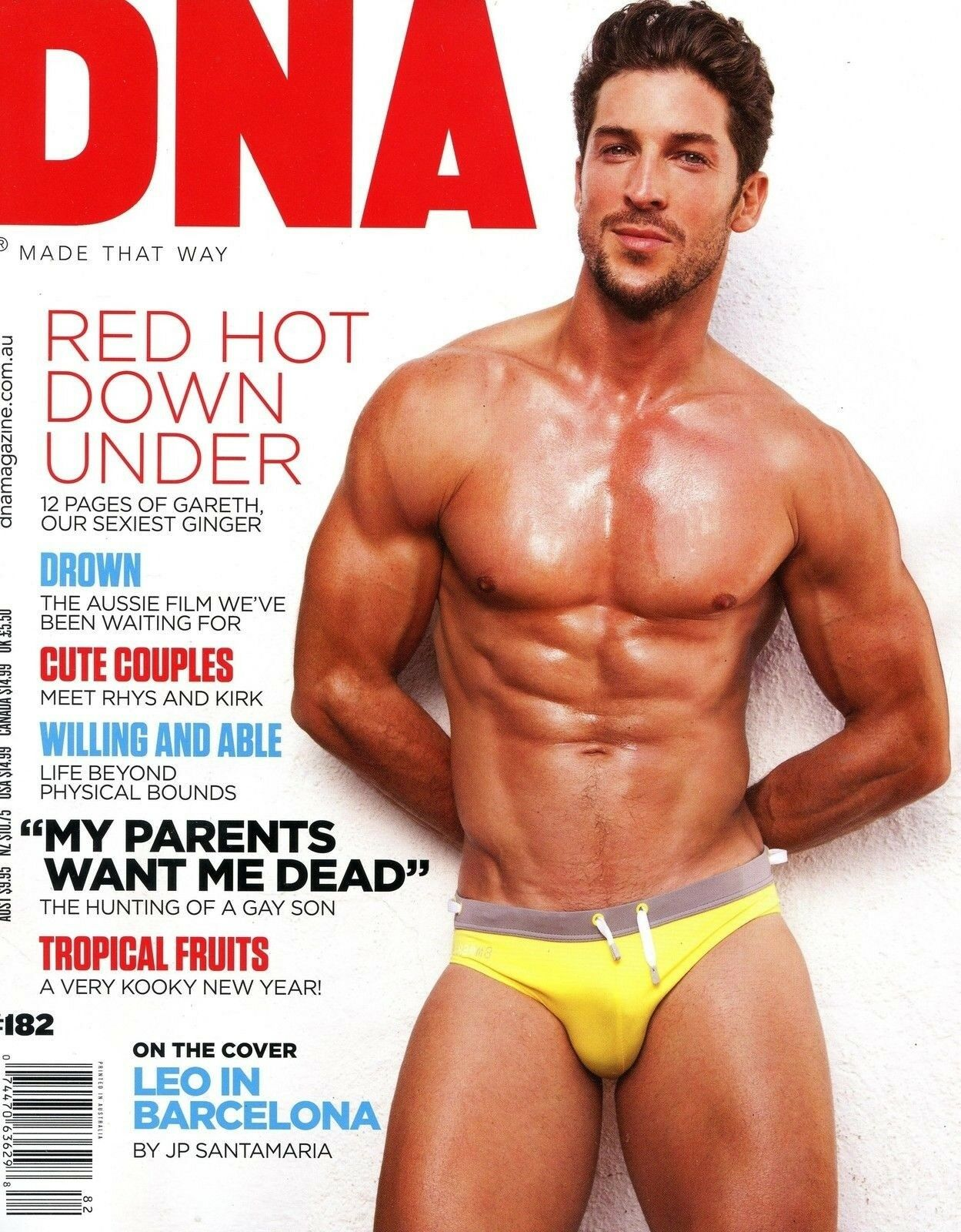 Gay Male Magazines 7