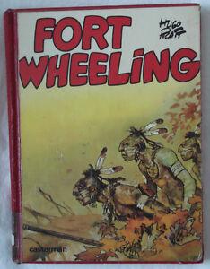 HUGO PRATT FORT WHEELING #1 É.O.1976