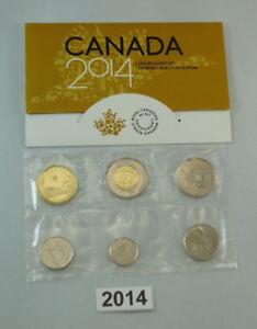 Monnaie Royale - ENSEMBLE HORS - CIRCULATION 2014