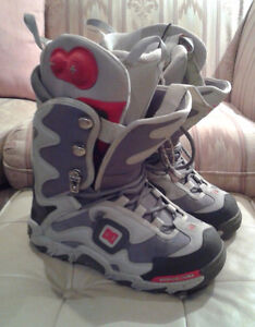 DC Phantom 3 boarding boots with pump up liner