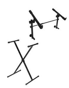 2-Tier Keyboard Stand (Auray and On-Stage)
