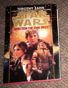 Star Wars Specter of the Past Hardcover HC book Timothy Zahn