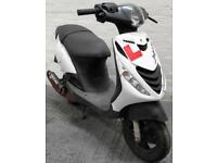 2016 66 PIAGGIO ZIP 50 2T 2 STROKE LEARNER LEGAL MOPED/SCOOTER SPARES/REPAIR 4K