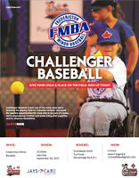 Accessible Baseball Event