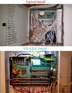 S.H.A.R.K. Smart Security – Layered. Affordable. Expandable.