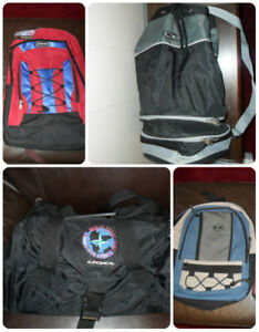 Small Backpacks, Travel or Gym Bag, Insulated Beach Bag