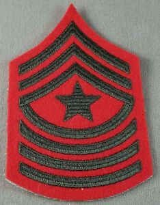 Major Insignia Marines