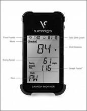 Sureshot Launch Monitor(Near New) Black Carnegie Glen Eira Area Preview