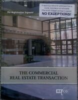 OREA Book - Commerical Real Estate Transaction