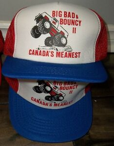 MONSTER TRUCK HATS  BIG BAD & BOUNCY II Belleville Belleville Area image 7