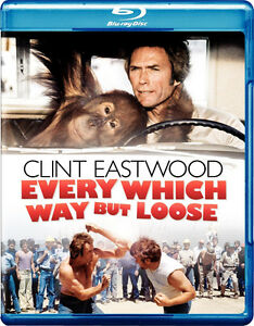 Every Which Way But Loose - Eastwood Blu Ray