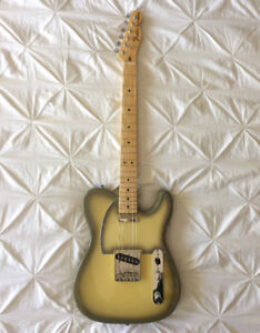 2004 Crafted in Japan Antigua Fender Telecaster