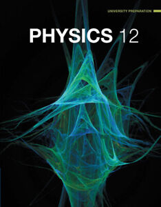 Nelson Physics 12 Textbook and ANSWERS