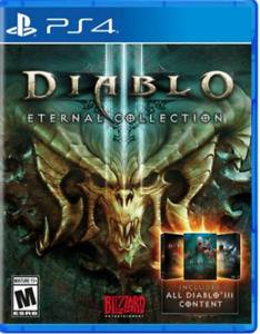 looking for diablo 3 eternal collection for ps4