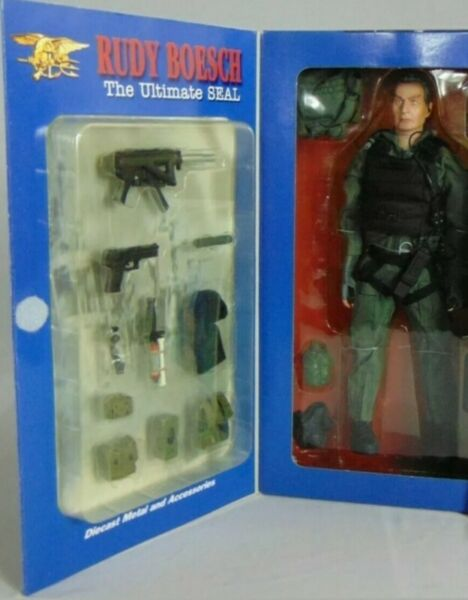 1/6 Scale Model Elite Force Navy SEAL Collectible Item Action Figure