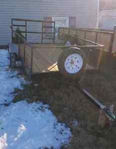 4 x 8 new utility trailer for sale