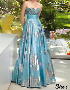 Alyce Paris Formal Dress Gown - Prom, Special Occasion...