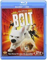 ~ WALT DISNEY BOLT (Blu-Ray & DVD) ~ AS NEW ~ $10.00 ~