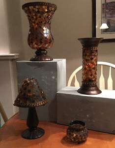Global Fusion Partylite pieces