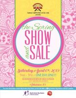 """The """"Spring"""" Show and Sale (Big Brothers Big Sisters)"""
