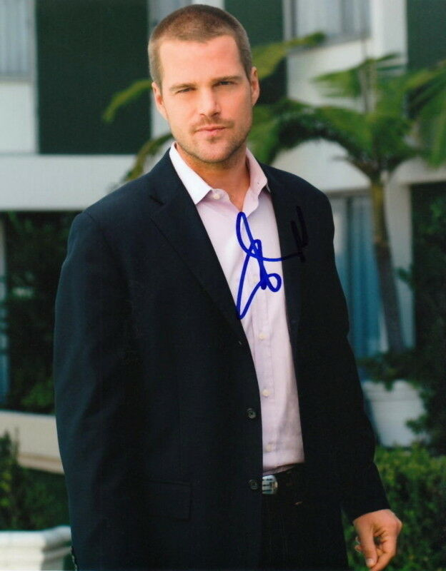 CHRIS O'DONNELL.. NCIS: Los Angeles Stud - SIGNED
